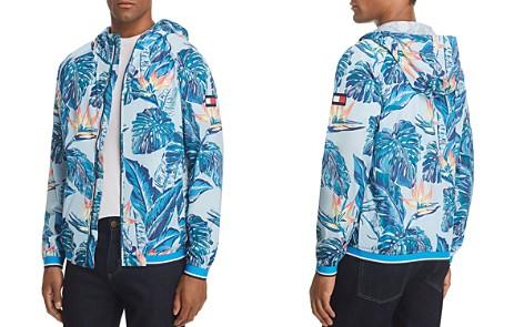 Tommy Hilfiger Botanical-Print Hooded Jacket - Bloomingdale's_2