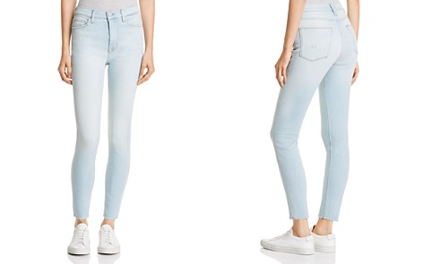 Hudson Barbara Ankle Straight Jeans in In Love - Bloomingdale's_2