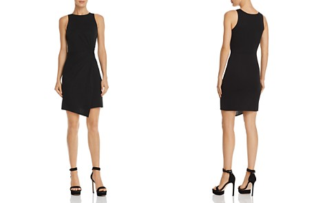 AQUA Twist-Front Body-Con Dress - 100% Exclusive - Bloomingdale's_2