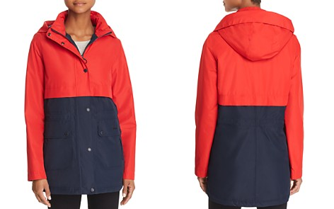 Barbour Altair Color-Blocked Raincoat - Bloomingdale's_2