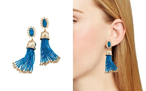 Kendra Scott Decker Bell Tassel Drop Earrings - Bloomingdale's_2