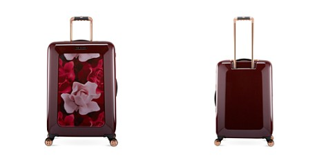 Ted Baker Woman's Porcelain Rose Medium 4-Wheel Trolley - Bloomingdale's_2