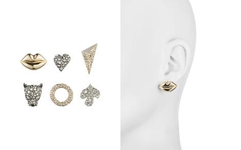 Alexis Bittar Jada Encrusted Stud Earrings - Bloomingdale's_2