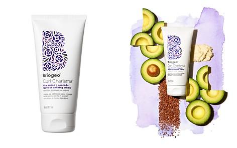 Briogeo Curl Charisma Rice Amino + Avocado Leave-In Defining Crème - Bloomingdale's_2