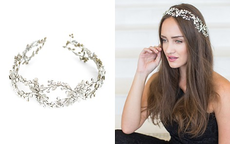 Brides and Hairpins Mila Halo Headpiece - Bloomingdale's_2