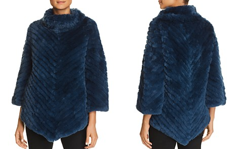 Elie Tahari Hunter Fur Pullover Jacket - Bloomingdale's_2