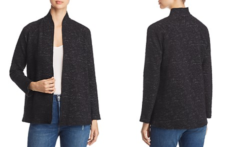 Eileen Fisher Textured Mélange-Stitched Jacket - Bloomingdale's_2
