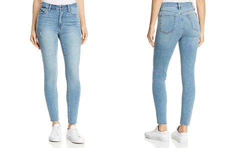 Joe's Jeans Charlie High Rise Skinny Ankle Jeans in Gail - Bloomingdale's_2
