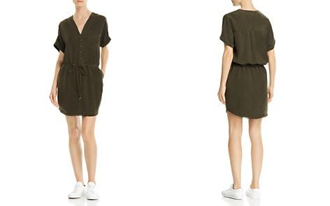 PAIGE Haidee Drawstring Dress - Bloomingdale's_2