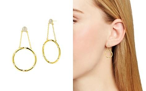 Freida Rothman Radiance Loop Drop Earrings - Bloomingdale's_2
