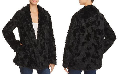Theory Clairene Faux-Fur Coat - Bloomingdale's_2