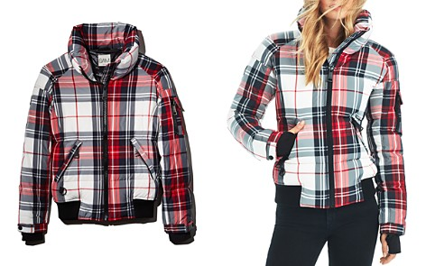 b5339a09800 KARL LAGERFELD Paris Black Down Alternative Coats   Jackets ...