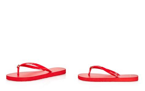 Tory Burch Logo Flip-Flops - Bloomingdale's_2