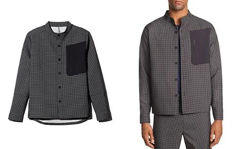 Dyne Windowpane-Print Regular Fit Shirt - Bloomingdale's_2