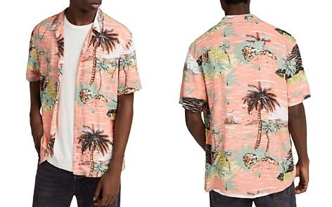 ALLSAINTS Luau Short-Sleeve Sport Shirt - Bloomingdale's_2
