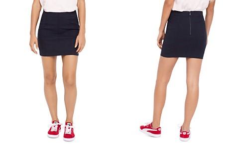 Free People Modern Femme Mini Skirt - Bloomingdale's_2