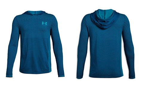 Under Armour Boys' Hooded Performance Shirt - Big Kid - Bloomingdale's_2