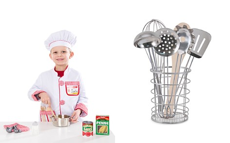 Melissa & Doug Let's Play House! Pots & Cooking Utensils Bundle - Ages 3+ - Bloomingdale's_2