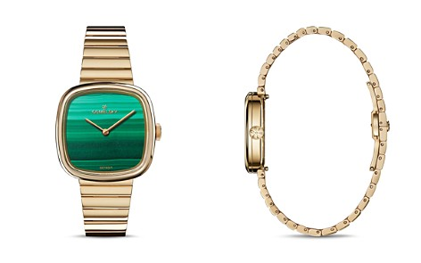 Gomelsky The Eppie Gold-Tone Watch, 32mm x 32mm - Bloomingdale's_2