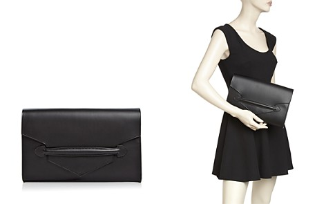 Celine Lefebure Victoria Medium Convertible Leather Clutch Bag - 100% Exclusive - Bloomingdale's_2