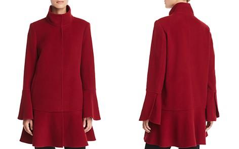 Joie Anichka Flounced Coat - Bloomingdale's_2