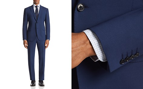 Emporio Armani Two-Button Classic Fit Suit - Bloomingdale's_2