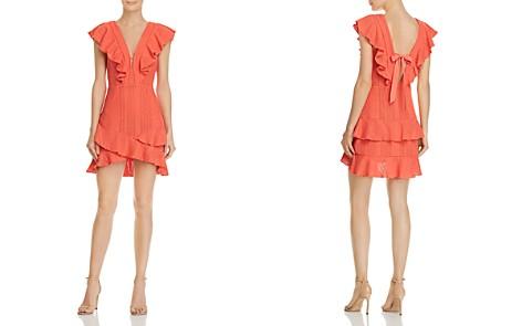 Saylor Ruffled Knit Mini Dress - Bloomingdale's_2