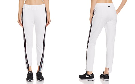KORAL Blake Striped Step-Hem Sweatpants - Bloomingdale's_2