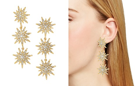 BAUBLEBAR Horizon Triple Starburst Drop Earrings - Bloomingdale's_2