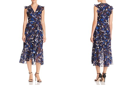 Whistles Williamsburg Printed Wrap Dress - 100% Exclusive - Bloomingdale's_2