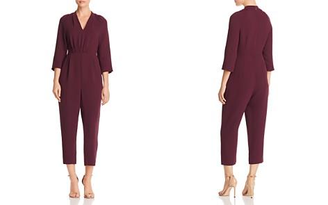 Whistles Devyn Crepe Jumpsuit - 100% Exclusive - Bloomingdale's_2