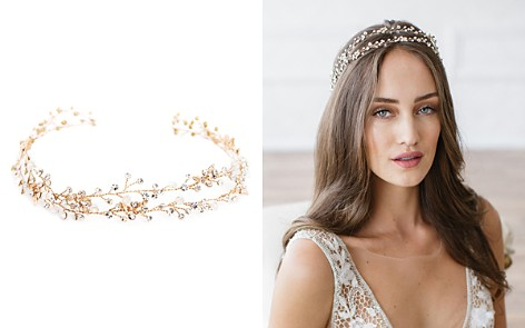 Brides and Hairpins Gia Halo Headpiece - Bloomingdale's_2