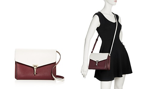 Burberry Two-tone Leather Crossbody Bag - Bloomingdale's_2
