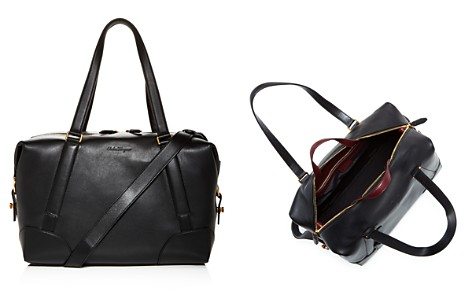 Salvatore Ferragamo Runway Leather Duffel Bag - Bloomingdale's_2