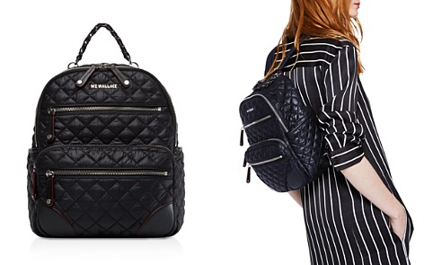 MZ WALLACE Crosby Medium Nylon Backpack - Bloomingdale's_2