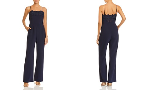 Adelyn Rae Wide Leg Jumpsuit - Bloomingdale's_2