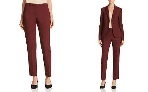 Theory Hartsdale Classic Pants - Bloomingdale's_2