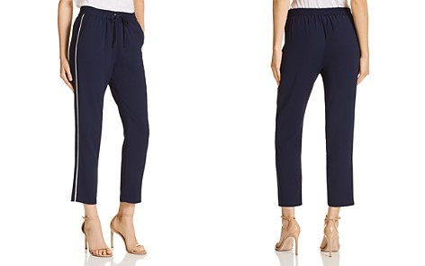 Parker Cassius Piped Jogger Pants - Bloomingdale's_2