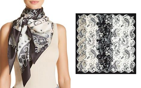 Echo Rajasthan Paisley Print Silk Scarf - Bloomingdale's_2