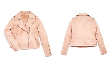 BLANKNYC Girls' Faux-Suede Zip Moto Jacket - Big Kid - Bloomingdale's_2