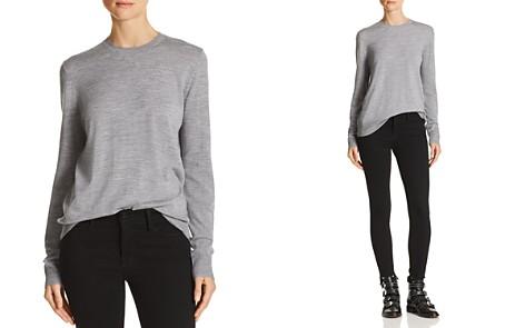 Zadig & Voltaire Sequin-Patch Merino Wool Sweater - 100% Exclusive - Bloomingdale's_2