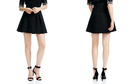 Maje Jioma Flared Mini Skirt - Bloomingdale's_2