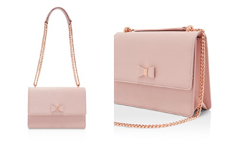 Ted Baker Delila Medium Bow Detail Leather Crossbody - Bloomingdale's_2