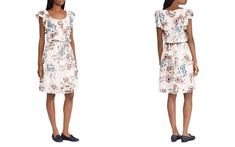 Lauren Ralph Lauren Floral Jacquard Dress - Bloomingdale's_2