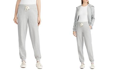 Lauren Ralph Lauren Heathered Jogger Pants - Bloomingdale's_2