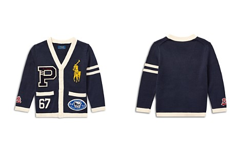 Polo Ralph Lauren Boys' Letterman Sweater - Little Kid - Bloomingdale's_2
