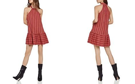 BCBGeneration Flounce-Hem Striped Dress - Bloomingdale's_2