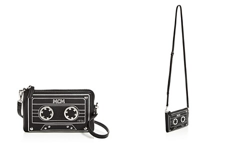 MCM Cassette Small Convertible Leather Crossbody - Bloomingdale's_2