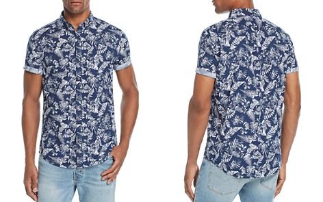 Superdry Shoreditch Short-Sleeve Regular Fit Button-Down Shirt - Bloomingdale's_2