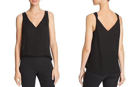 Rebecca Taylor Anny Silk Tank - 100% Exclusive - Bloomingdale's_2